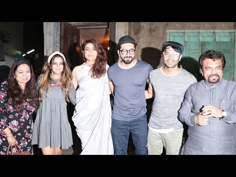 Ayushmann Khurrana Spotted With His Family | Apars
