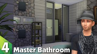 The Sims 4: Room Design - Master Bathroom