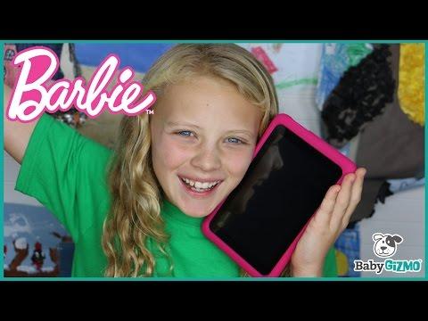 BARBIE TABLET for Kids by NABI | Best Tablets for Kids