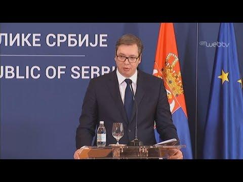 """""""Οι Σέρβοι πολίτες βλέπουν την Ελλάδα ως φίλη και σύμμαχο σε όλα τα σημαντικά ζητήματα"""""""