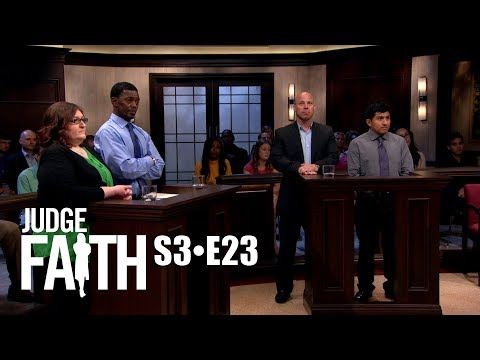 Judge Faith - In Running, Out Running; Kindness for Weakness (Season 3: Full Episode #23)
