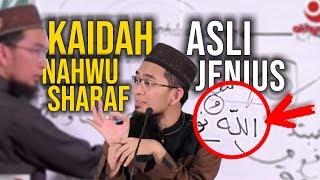 Video JENIUS‼️ Ust. Adi Hidayat Jelaskan Kaidah NAHWU. Dijamin Anda Bingung MP3, 3GP, MP4, WEBM, AVI, FLV Januari 2019