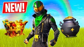 St. Patricks Day Update!! // Pro Fortnite Player // 2100 Wins (Fortnite Battle Royale Gameplay)