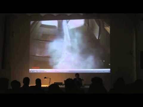 Lecture Caroline Bos - IAAC Barcelona
