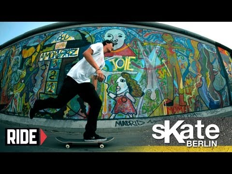 Skate - This week, Denny Pham & Vladik Scholz give you a personal skate tour of Berlin, Germany. Music by: One Dae