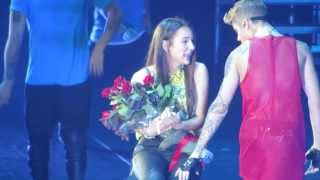 One Less Lonely Girl Justin Bieber 5th Dec Adelaide