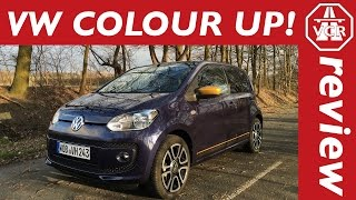 2016 Volkswagen VW colour up! - In-Depth Review, Full Test andTest Drive by Video Car Review