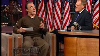 Jay Thomas on the Late Show with David Letterman #12