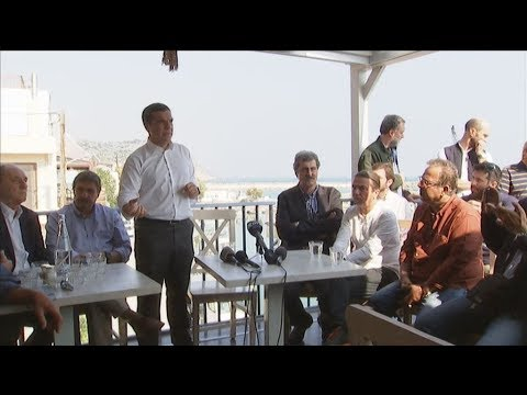 Αλ. Τσίπρας: Να συναντήσουμε τον κόσμο που οκτώ χρόνια μας στηρίζει
