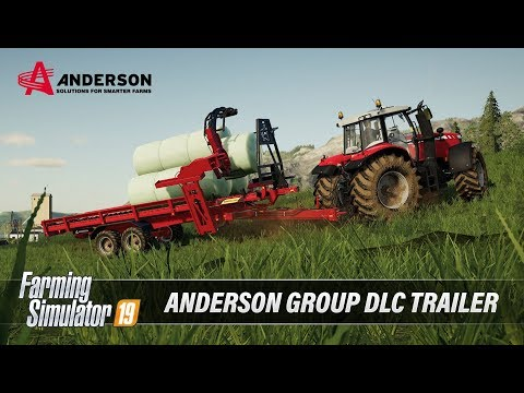 Anderson Group Equipment Pack v1.0