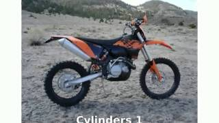 7. 2009 KTM XC 200 W Features