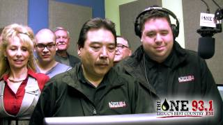Leduc (AB) Canada  city photos gallery : Radio Station Launch - 93.1 The One, Leduc Alberta Canada