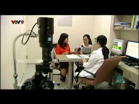 VTV9 thực hiện phóng sự về quy trình phẫu thuật Lasik tại Bệnh viện FV
