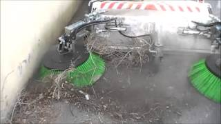 Barredora vial Ba 6000H Piquersa · Road sweeper BA-6000H Piquersa