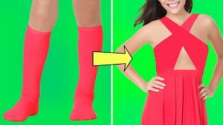 Video 25 BUDGET CLOTHING HACKS YOU HAVE TO TRY MP3, 3GP, MP4, WEBM, AVI, FLV September 2018