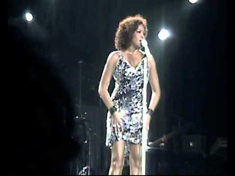 Whitney Houston. I look to you. london