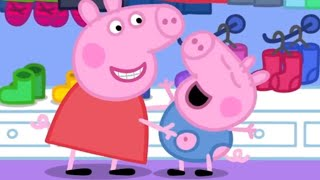 Video We Love Peppa Pig  George's New Clothes #47 MP3, 3GP, MP4, WEBM, AVI, FLV Maret 2019