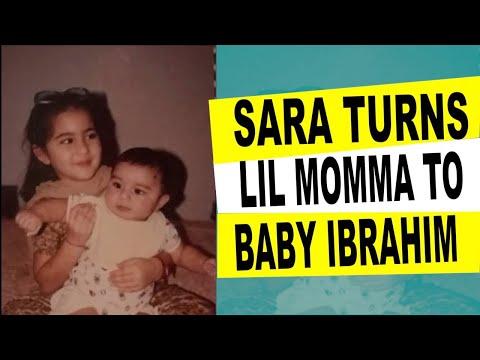 Saba Ali Khan shares unseen pictures of Sara Ali Khan and Ibrahim