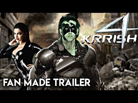 Krrish 4: 2022 (Fan Made Trailer) Concept