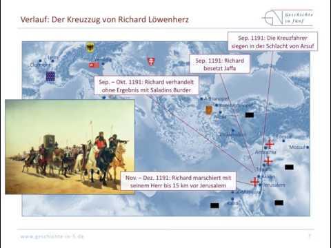 Dritter Kreuzzug mit Kaiser Friedrich Barbarossa, Phi ...