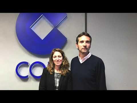 La presidenta de COSITAL Valencia visita los estudios de Cope Valencia para hablar sobre la selección de las mesas electorales
