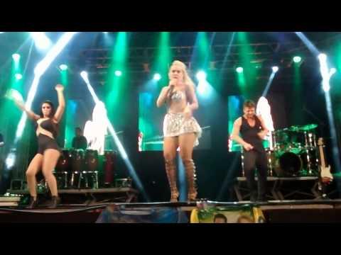 Banda Calypso em Gravatá cantando Estrela Dourada! 2014