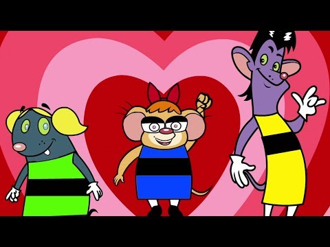 Rat-A-Tat |'The Mouse Girls + International Womens Day Special'| Chotoonz Kids Funny Cartoon Videos - Thời lượng: 53 phút.