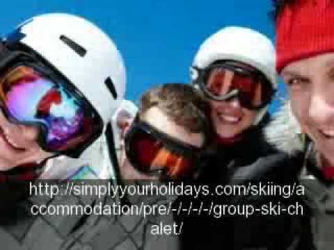Group Ski Holidays | Group Ski Chalets | 0203 468 2662