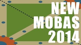 Top New MOBAs for 2014