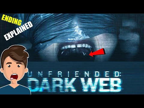 Dark-Web (2014) Ending Explained   Unfriended Explained in Hindi   AAHAT🔥🔥