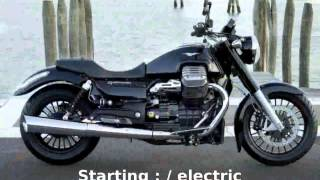 9. Moto Guzzi California 1400 Custom - Walkaround and Specification