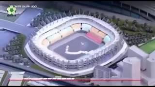 Update Stadion Persija Jakarta International Stadium