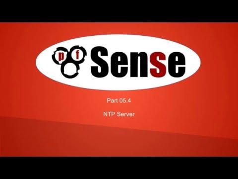Comprehensive Guide to pfSense 2.3 Part 5.4: NTP Server (видео)