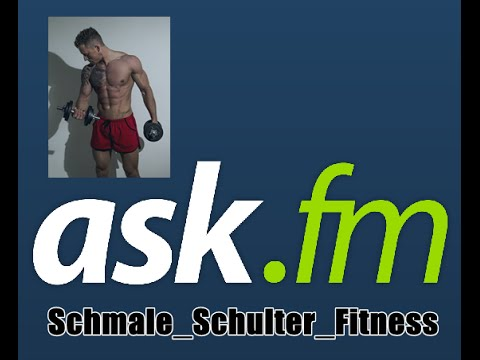 [Video] Schmale Schulter Fitness – Ask Schmale Schulter Nr.1