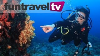 Green Island Taiwan  City pictures : Taiwan Travel Adventures - Scuba Diving Green Island