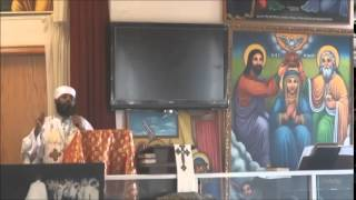 Matthew 22:1-14 With Abba Bitsha June 29th 2014