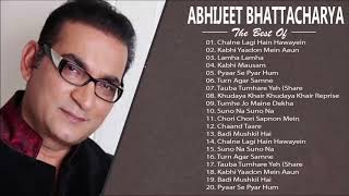 Video Best Of अभिजीत भट्टाचार्य - ABHIJEET BHATTACHARYA Songs | Latest Bollywood Romantic Songs download in MP3, 3GP, MP4, WEBM, AVI, FLV January 2017