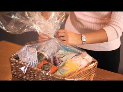 how to make a sweet hamper
