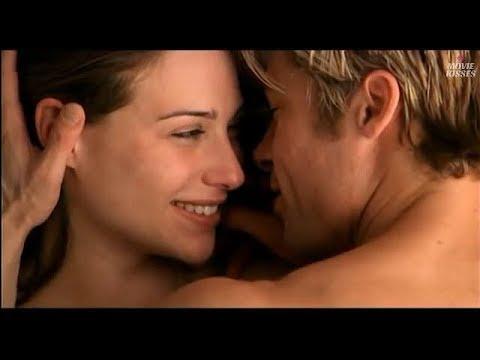 Brad Pitt Sex Scene with Claire Forlani | Meet Joe Black Sex scene
