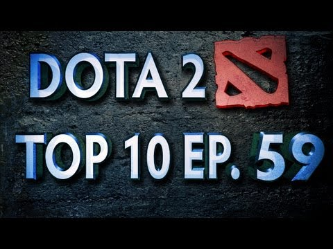 dota 2 - Want to be in our top 10 video series? Submit your amazing clips at http://dotacinema.com/top10 Intro by Swordz: http://www.youtube.com/user/swordzzzzz Video...