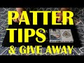 Oil and Queens | Patter Tips