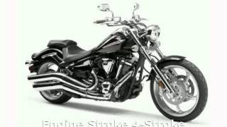 10. 2009 Yamaha Raider S Details and Features