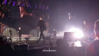 Download Lagu 170428 EXO'rDIUM in LA - Playboy (Chanyeol/Sehun + Kai &  Baekhyun) Mp3