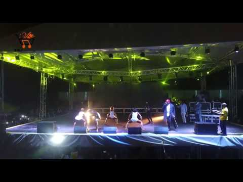 MTN MUSIC SHOW 2016, Don jazzy et Tiwa savage en show