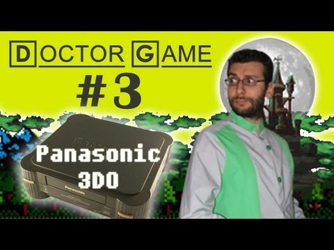 DOCTOR GAME - 3 - Panasonic 3DO