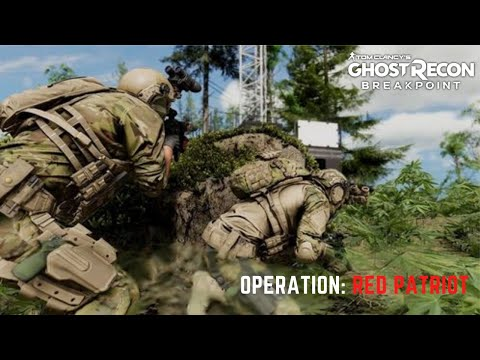 Ghost Recon Breakpoint - Operation Red Patriot - Episode 3 Livestream