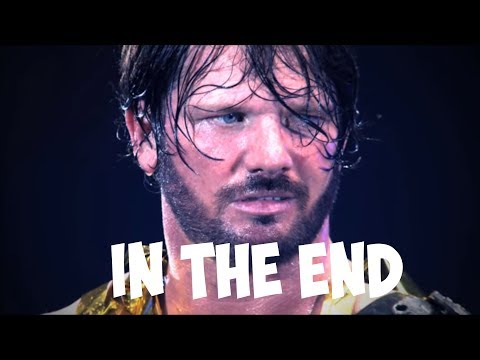 WWE AJ Styles Tribute 2016 - In The End