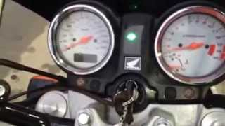 10. 2004 Honda Hornet 599 CB600F Startup and Walk Around