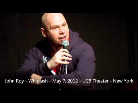 John Roy, New Comedy in Seattle, August 2012 (Audio)