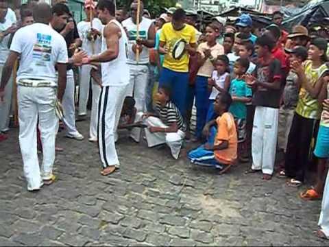 Capoeira em Mairi